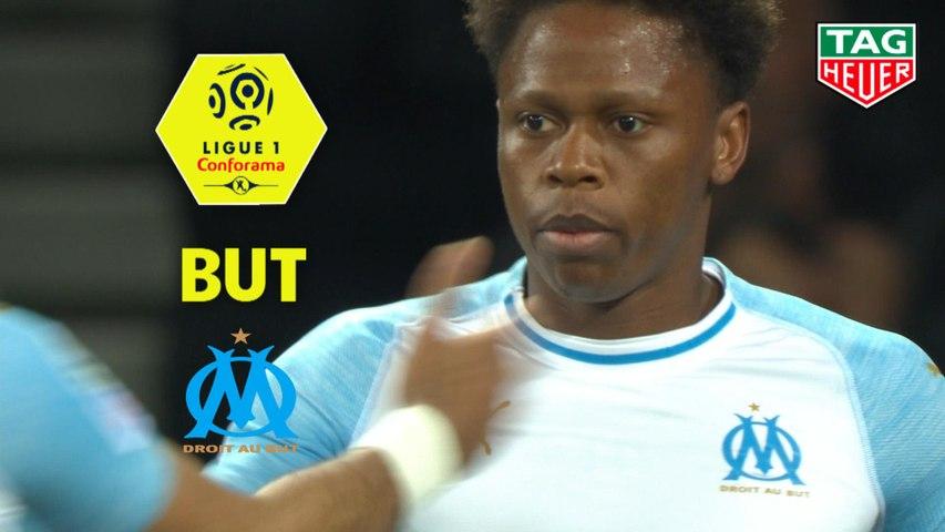 But Clinton NJIE (76ème) / Toulouse FC - Olympique de Marseille - (2-5) - (TFC-OM) / 2018-19