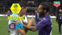 Toulouse FC - Olympique de Marseille (2-5)  - Résumé - (TFC-OM) / 2018-19