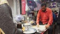 الهند: الخبز المقلي وجبة سريعة في نيودلهي