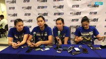 Lady Eagles reflect on title-clinching win