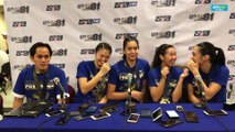 Ateneo coach Oliver Almadro compares winning women's title to men's title