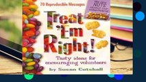 Full version  Treat Em Right: Tasty Ideas for Encouraging Volunteers, Let Your Volunteers Know