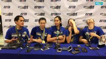 Coach Oliver Almadro on his first women's volleyball title