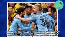 Man City win treble after FA Cup triumph