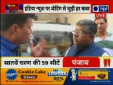 Ravi Shankar Prasad Interview, casts vote in Patna Sahib, Lok Sabha Elections 2019 Phase 7 Voting
