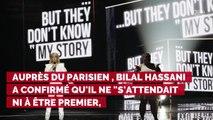 """Bilal Hassani réagit à sa 14ème place à l'Eurovision 2019 : """"Je suis super content"""""""