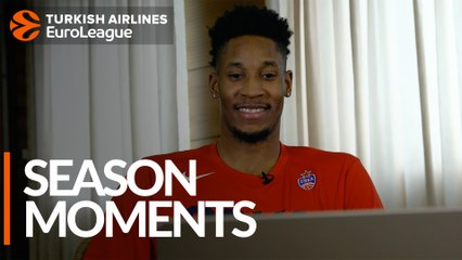 Finalist Moments: Will Clyburn, CSKA