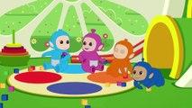 Tiddlytubbies 2D Series! | eps 14: Tiddlytubbies Race | Teletubbies Babies | cartn for Kids