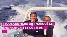 Festival de Cannes : retour sur les photos les plus emblématiques d'Alain Delon sur la croisette