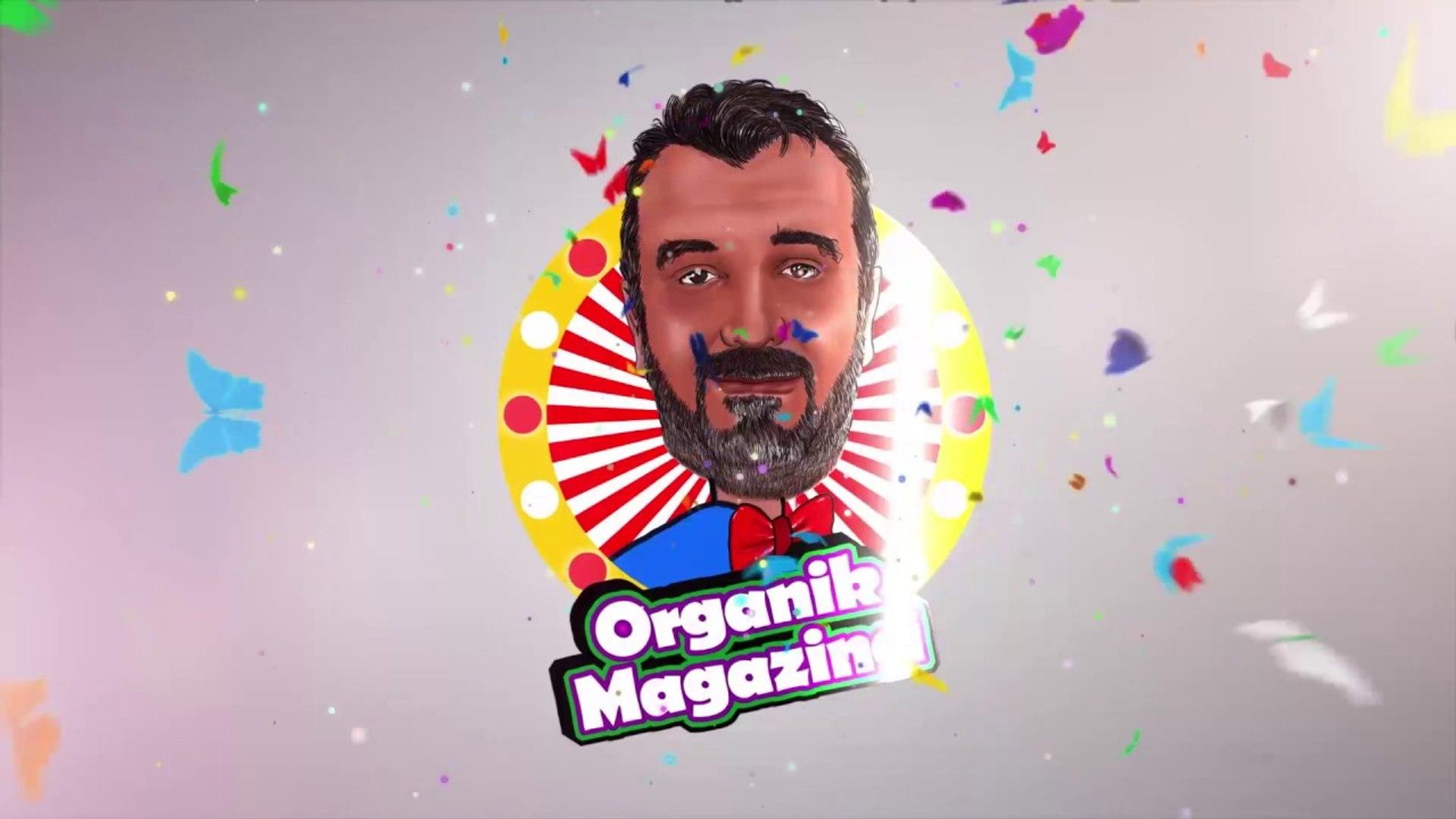 Organik Magazinci 3. Bölüm - Serenay SARIKAYA, Meryem UZERLİ, Cem YILMAZ, Tolga KARAYEL, Aslı ENVER