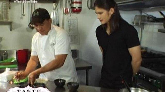 Taste Buddies: Gil Cuerva cooks Sisig