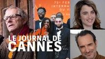 Journal de Cannes #2 : Les Misérables, Adèle Haenel, Jean Dujardin et Ken Loach