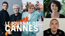 Journal de Cannes #3 : Almodovar, Elton John, Damien Bonnard et Zabou Breitman