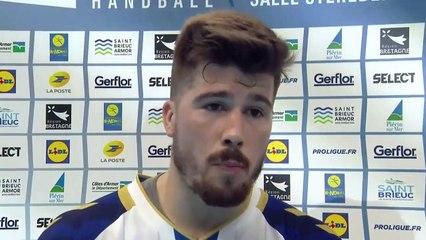 ITW Johann Caron (Massy), demi-finale de Proligue 2019