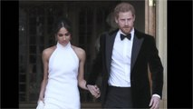 Celebrity Close Up Special: Prince Harry And Meghan, Duchess Of Sussex: Their First Year Of Marriage