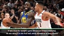 Kerr lauds Green's triple-double performance as 'best ever'