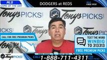 Los Angeles Dodgers vs Cincinnati Reds 5/19/2019 Picks Predictions