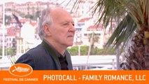 FAMILY ROMANCE - Photocall - Cannes 2019 - VF