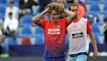 مشجعو أتلتيكو مدريد يختارون خليفة غريزمان