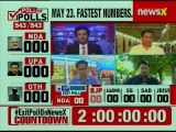 Exit Polls on NewsX, Lok Sabha Elections 2019: What are your numbers?
