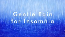 Gentle Rain Sound | 10 HOURS - 4K,  Rain, Rain Sounds for Relaxing Sleep, insomnia, Meditation, Study, Relaxing Rain for Sleep