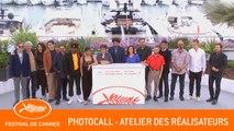 ATELIER REALISATEUR - Photocall - Cannes 2019 - EV