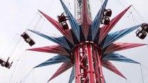 Six Flags SkyScreamer  Six Flags Darien Lake NEW 2019