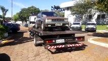 Marajó furtada é recuperada pela PM no Florais do Paraná