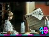 Papa c'est quoi cette bouteille de lait