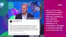 """Bernard de la Villardière intéressé par """"Danse avec les stars"""" ? Il se confie"""