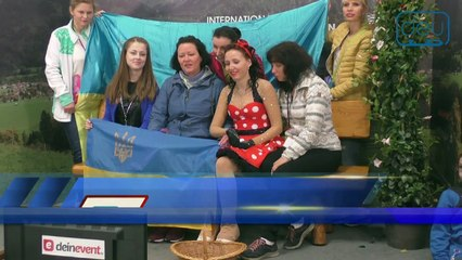 2019 International Adult Figure Skating Competition - Oberstdorf, Germany