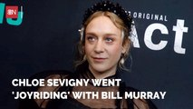 Chloe Sevigny Knows How To Have Fun With Bill Murray