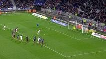 Le résumé du match Lyon 4-0 SMCaen