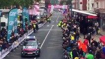 Cyclisme - 4 Jours de Dunkerque - Mike Teunissen et Dylan Groenewegen s'amusent sur la dernière étape
