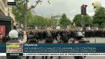Francia: los Chalecos Amarillos vuelven a las calles