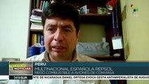 teleSUR Noticias: Perú: REPSOL niega combustible a aviones de CONVIASA