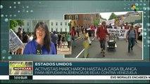 teleSUR Noticias: Repudian injerencia del Gob. de EEUU contra Vzla