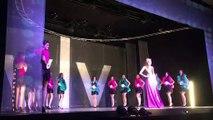 Le défilé en robes des candidates à Miss Rhône