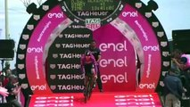 Cycling - Giro d'Italia - Primoz Roglic Wins Stage 9