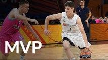 EB ANGT Finals MVP: Mario Nakic, U18 Real Madrid