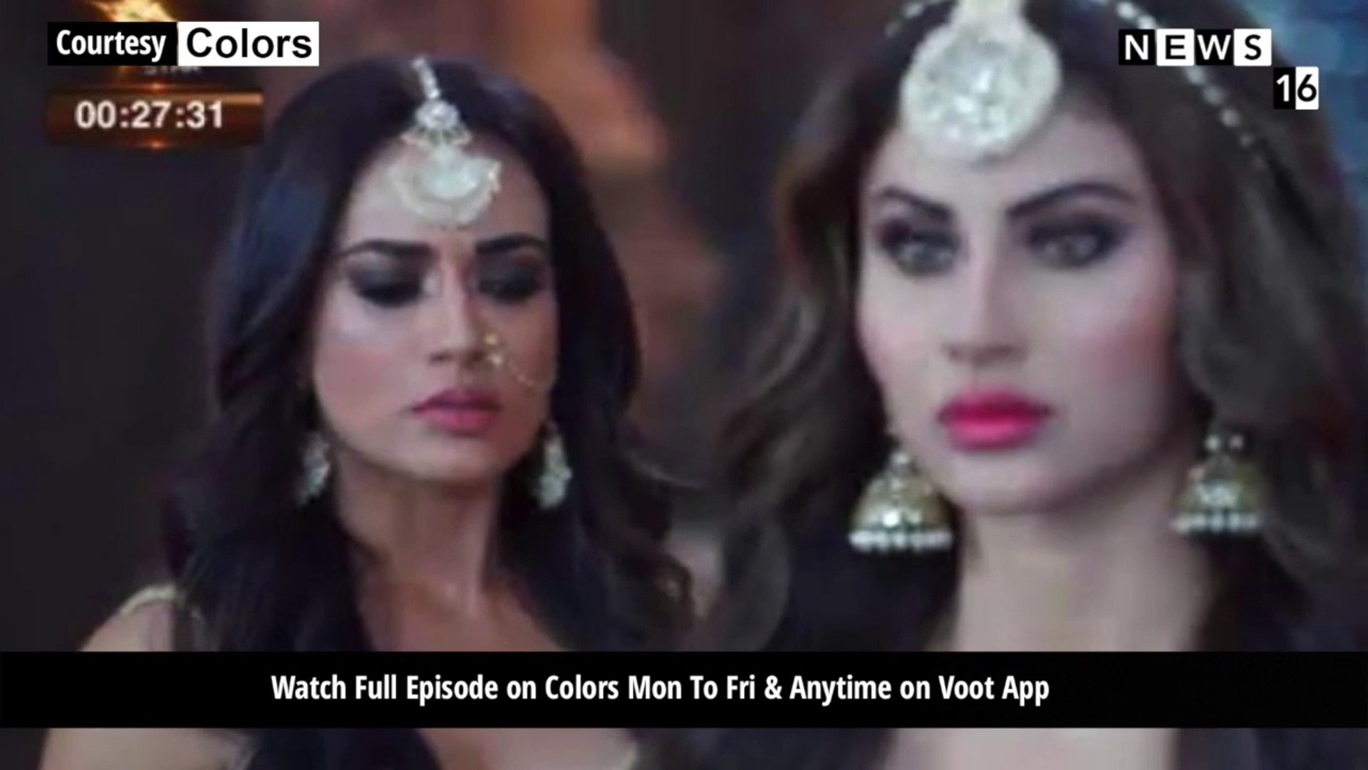 NAGIN 3 || Today Full Episode || 19 May - video dailymotion