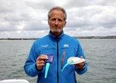 Le navigateur Michel Desjoyeaux invente un capteur connecté qui économise l'énergie