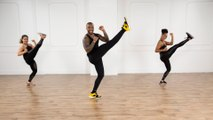 Burn Major Calories While Having a Blast With This Kickboxing Dance-Party Workout!