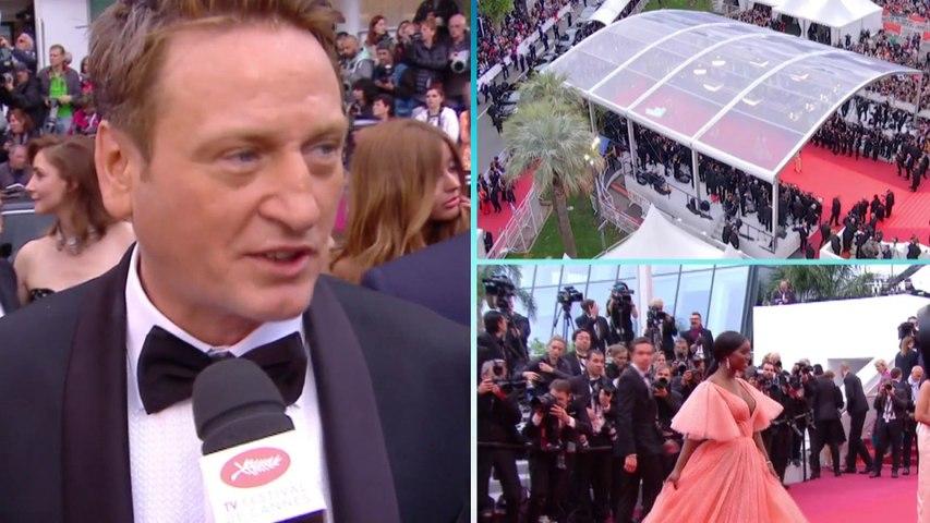 """Benoit Magimel parle du film """"Une fille facile"""" réalisé par Rebecca Zlotowki - Cannes 2019"""