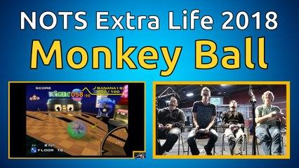 Monkey Ball - Advanced Playthrough