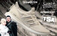 Game Of Thrones adidas Daenerys Targaryen House Ultra Boost Sneaker Detailed Look Review