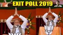 Lok Sabha Exit Polls 2019: Exit Polls का सार, BJP बहुमत से केंद्र में सरकार बनाएगी | वनइंडिया हिंदी