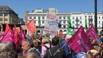 Allemagne : grandes manifestations contre le nationalisme
