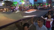 İzmir'de 19 Mayıs ve şampiyonluk coşkusu birlikte yaşandı
