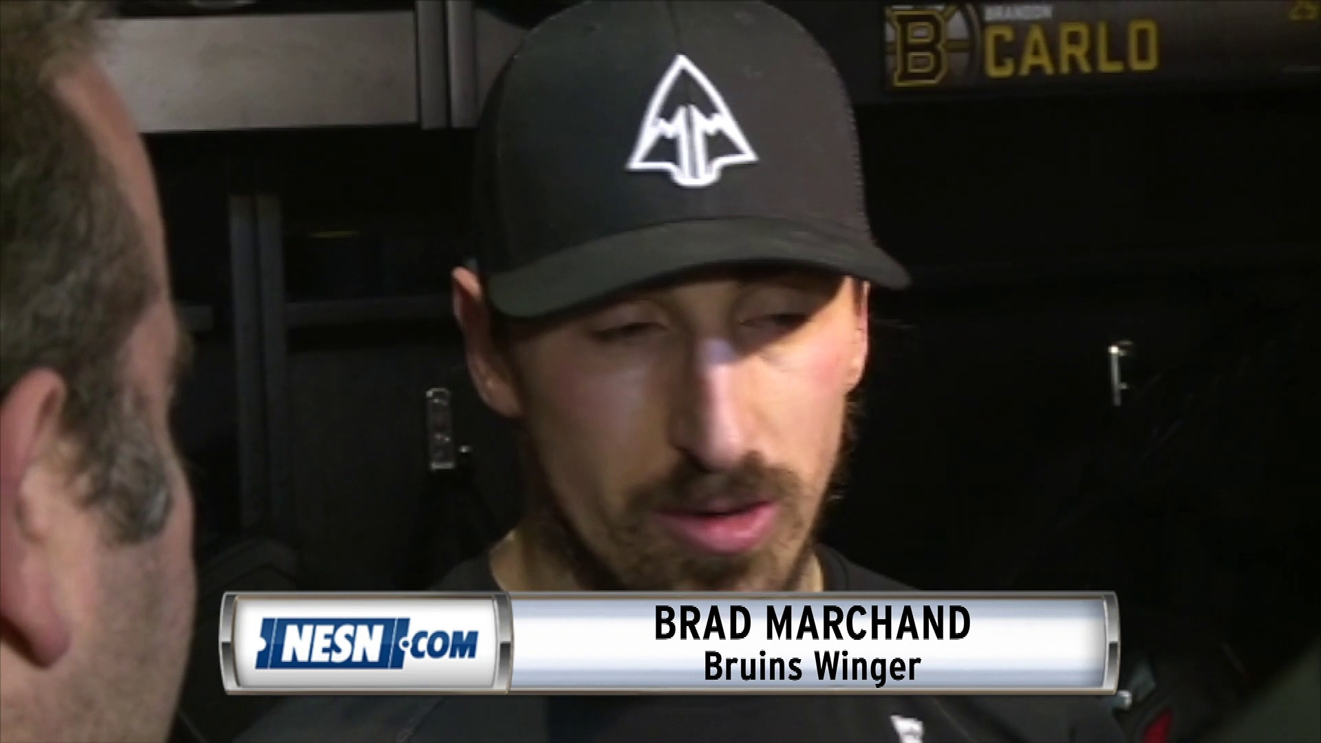 Brad Marchand On The Difficulty Of Reaching The Stanley Cup Final
